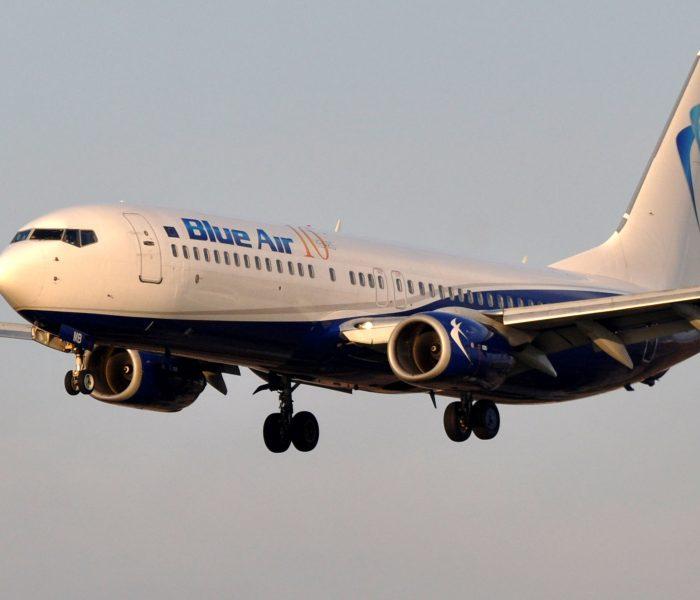 Blue Air anticipa al 15 giugno  la ripresa della tratta Torino – Lamezia Terme.