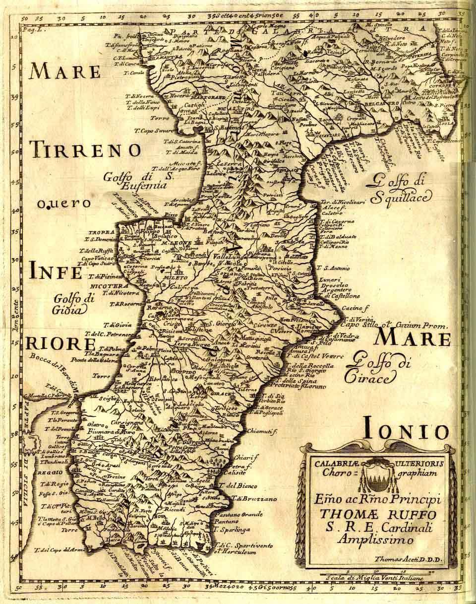 Calabria Storica