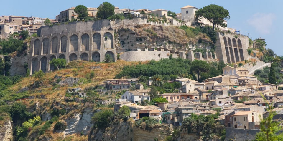 3 giorni in Calabria: Da Gerace a Caminia.
