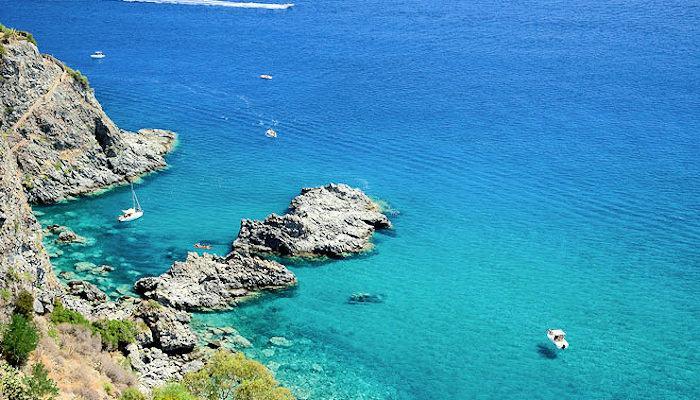 3 giorni in Calabria: Da Caminia a Roccelletta