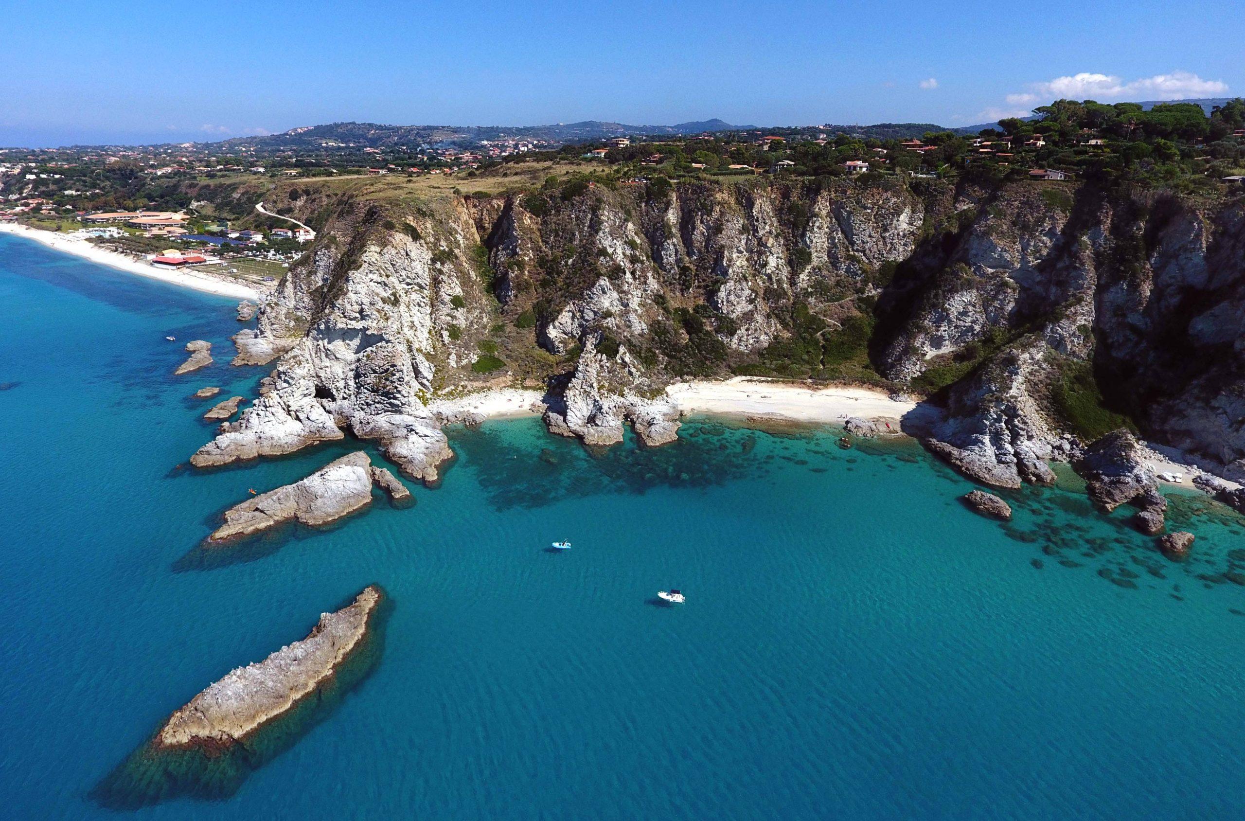 3 giorni in Calabria: da Capo Vaticano a Pizzo
