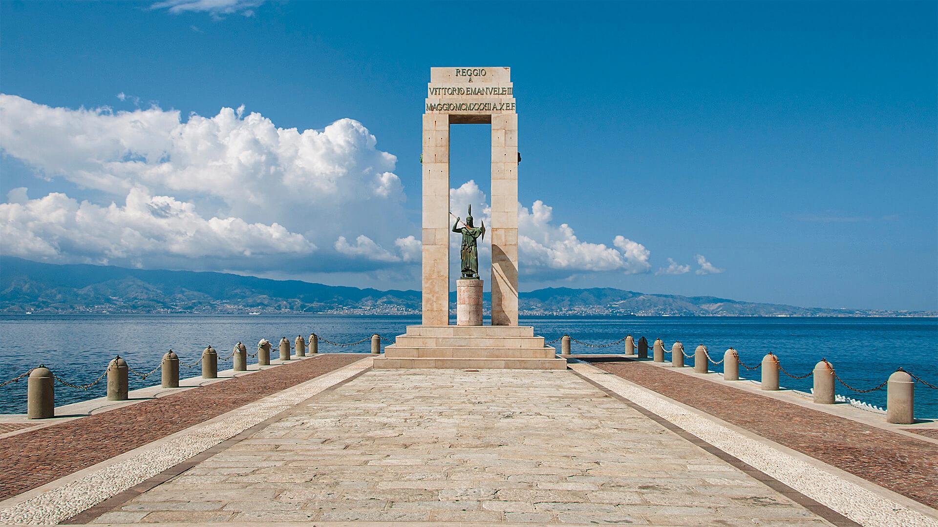 7 giorni in Calabria da Reggio Calabria a Pietragrande