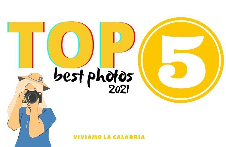 Contest fotografico Gennaio 2021: Top 5