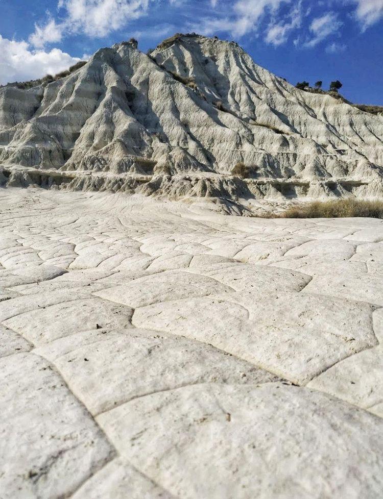 I calanchi bianchi di Palizzi, una bellezza naturalistica