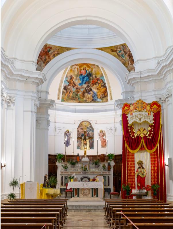 la cattolica di Maida
