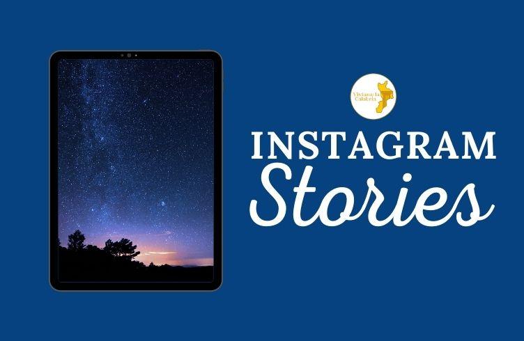 Instagram Stories del 27 Maggio 2021