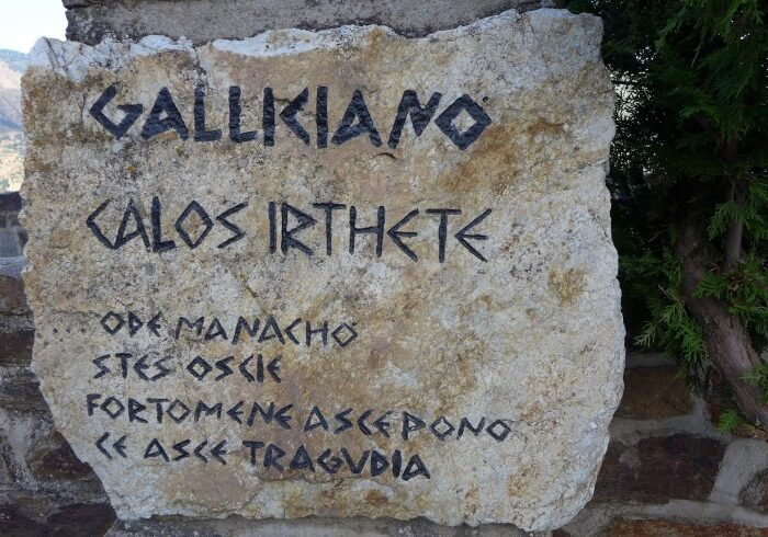 Il dialetto Grecanico