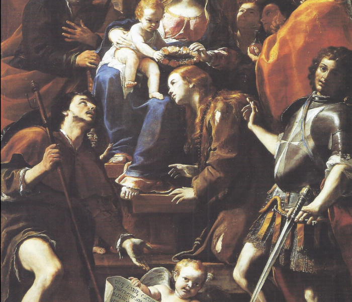 Mattia Preti, il Cavaliere Calabrese