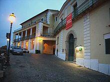 Il MAON museo d'arte dell'Otto e Novecento