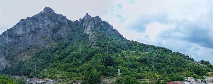 Serre Calabresi: Il monte Stella