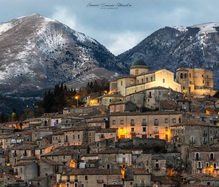 Luoghi da visitare: il borgo di Civita