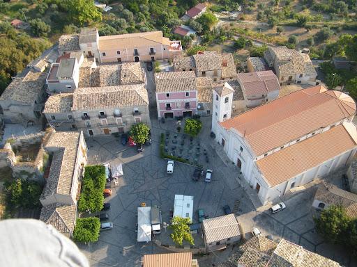 Il piccolo borgo di Ardore