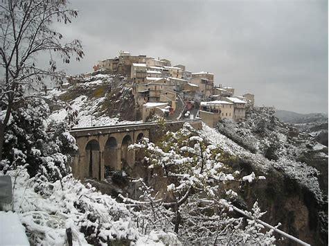 Il borgo storico di Umbriatico